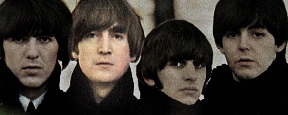 Джон Леннон и остальные Битлз