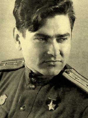 Алексей Маресьев. 1946 год