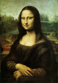 Мона Лиза Джоконда, Леонардо да Винчи