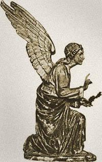 Ангел. Альчео Доссена