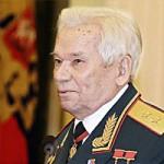 День рождения Михаила Калашникова