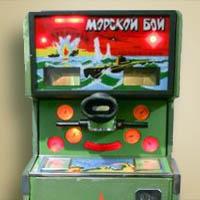 """Игровой автомат """"Морской бой"""""""