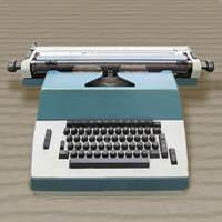 Электрическая пишущая машинка