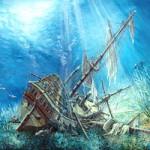 Сокровища утонувшего галеона
